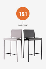 N bar chair set